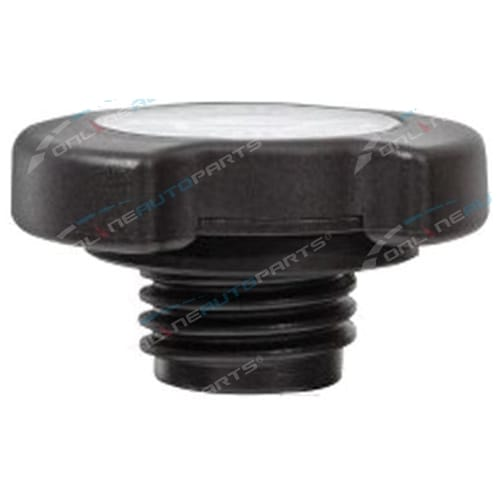 TOC521 - Engine Oil Cap Plastic screw (fine thread) - Tridon