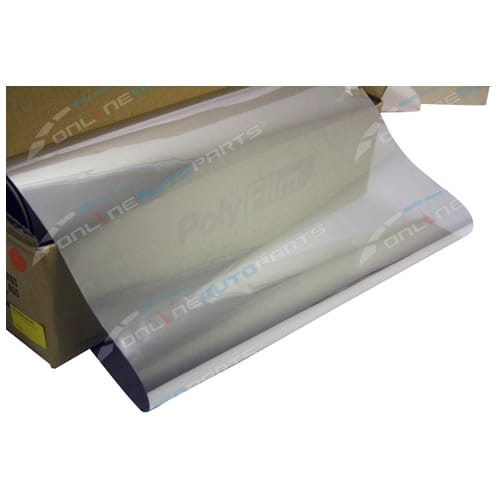 20% Silver Mirror Reflective Glass Window Film 152cm 30m Bulk Roll Solar Tint