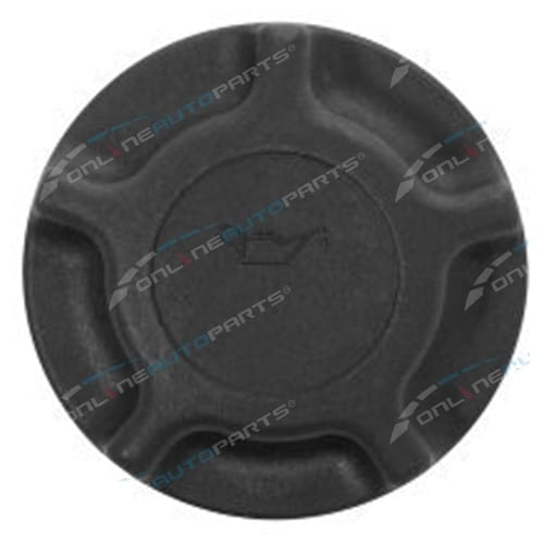 TOC539 - Engine Oil Cap Plastic push and turn - Tridon