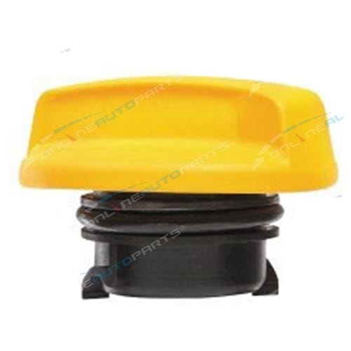 TOC547 - Engine Oil Cap Plastic push & turn - Tridon