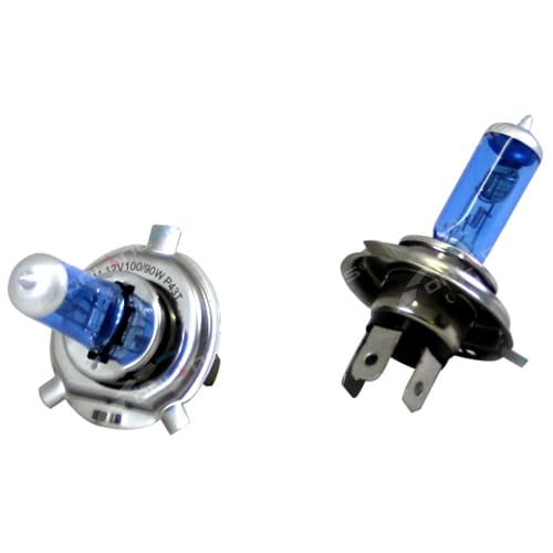 High / Low Beam Set of 2 Headlamp Light Bulb Autopal