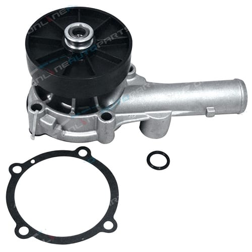 Water Pump With Pulley OEM Replacement