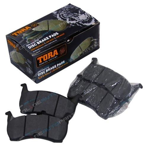 Disc Brake Pad (Front LH or Front RH) Tora