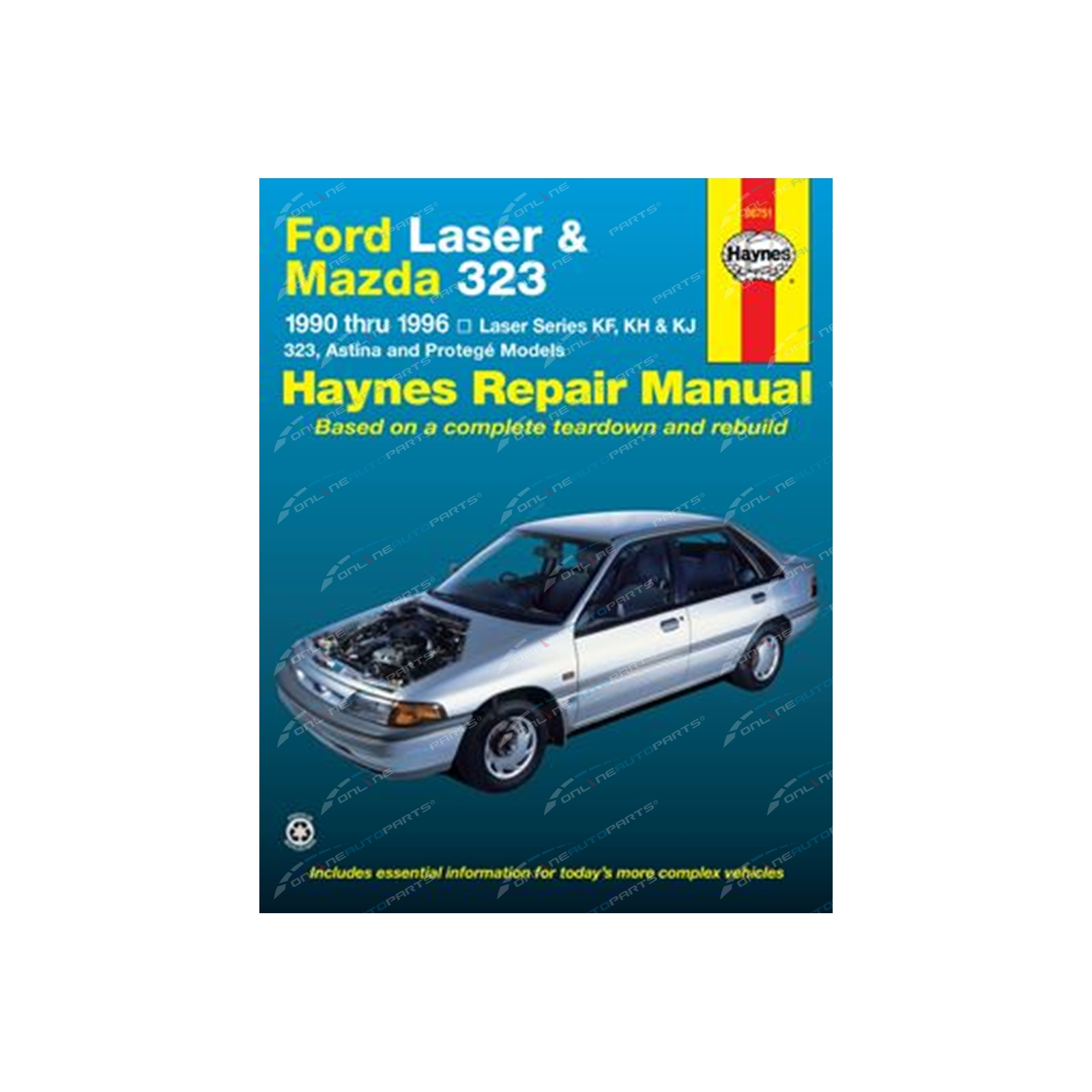 service manual  1989 ford courier service manual free