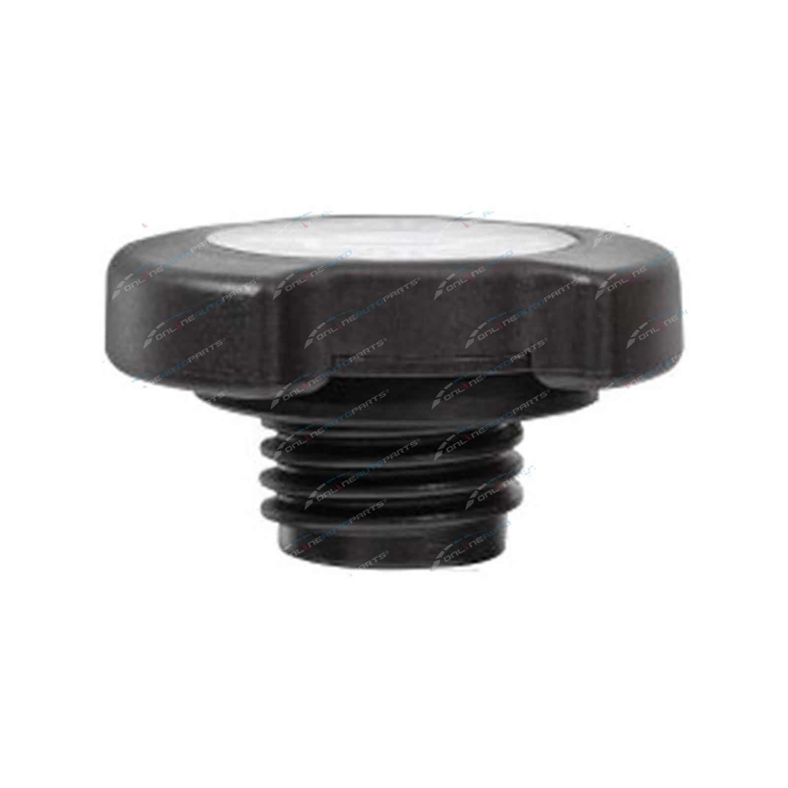TOC521 - Engine Oil Cap Plastic screw (fine thread) - Tridon
