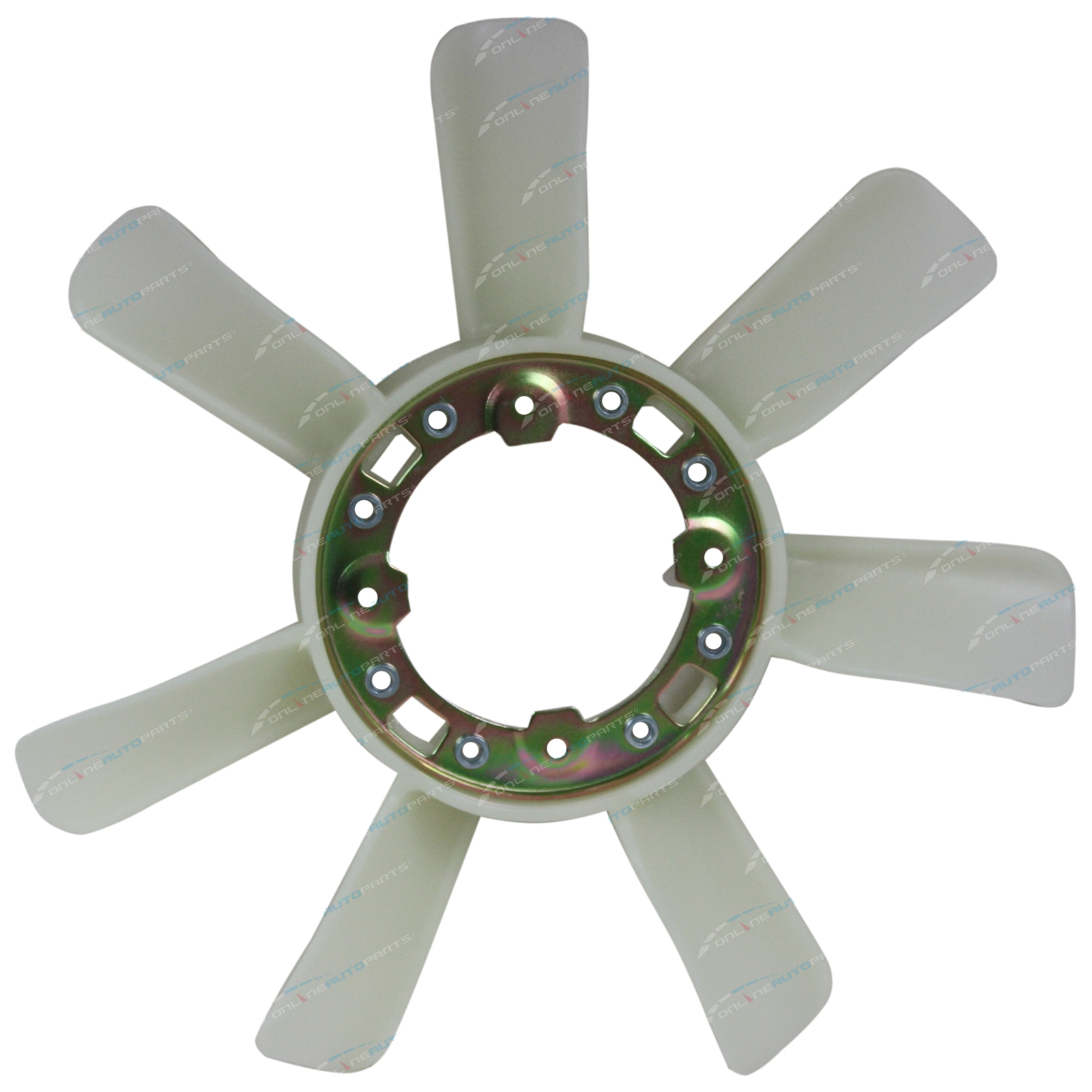 Replacement Motor Cooling Fans : Engine cooling fan blade oem replacement
