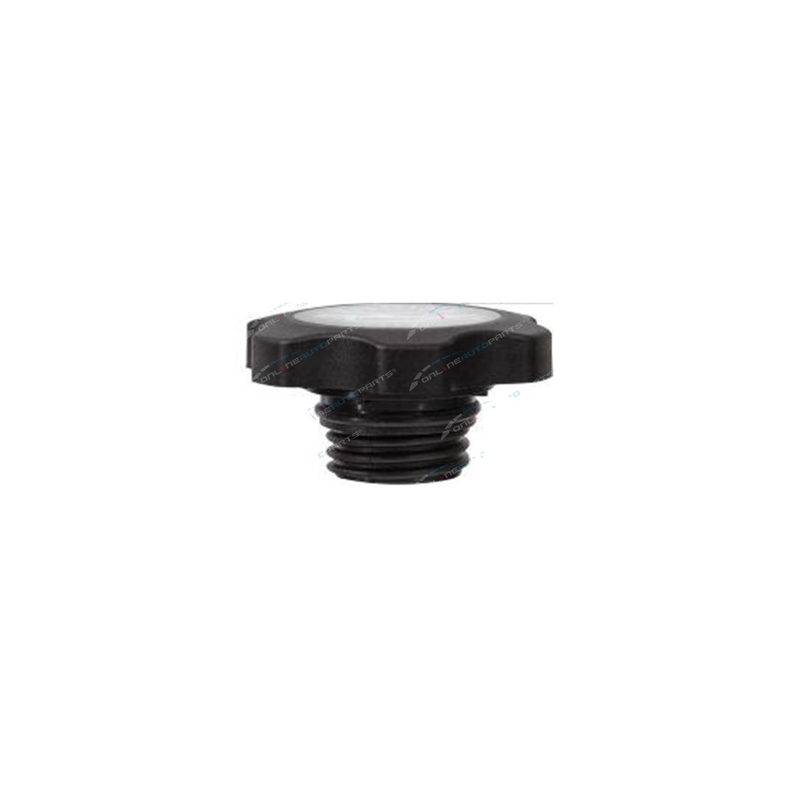 TOC527 - Engine Oil Cap Plastic screw (fine thread) - Tridon