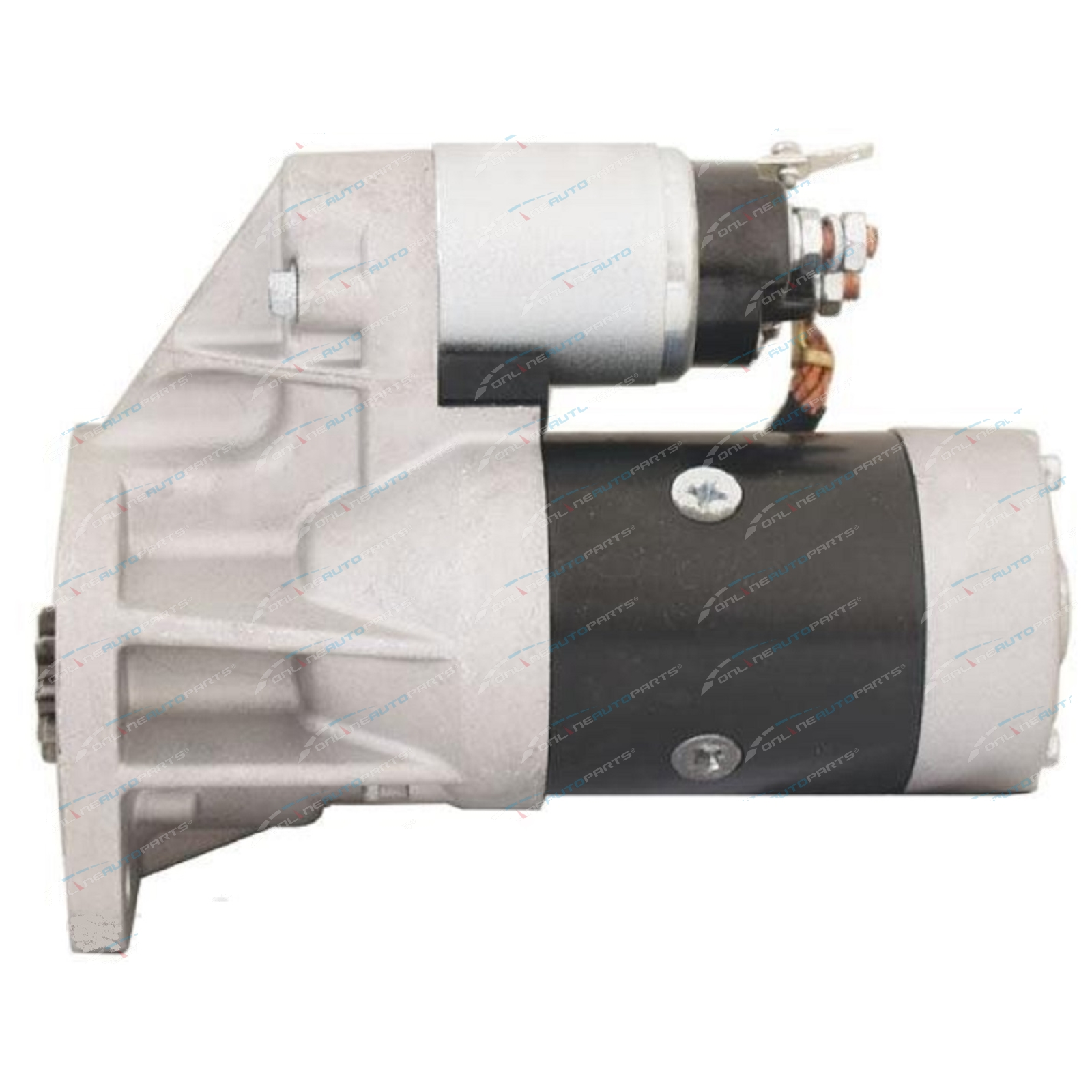 Starter motor oem replacement oem replacement for Match motors inc whitefield me