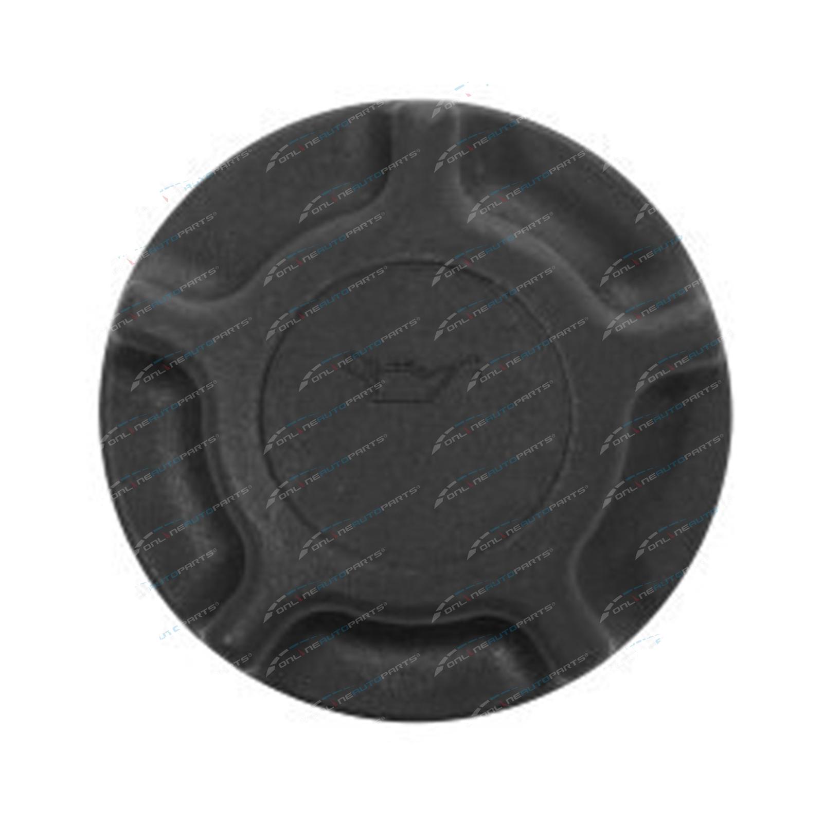 TOC539 - Engine Oil Cap Plastic push and turn - Tridon