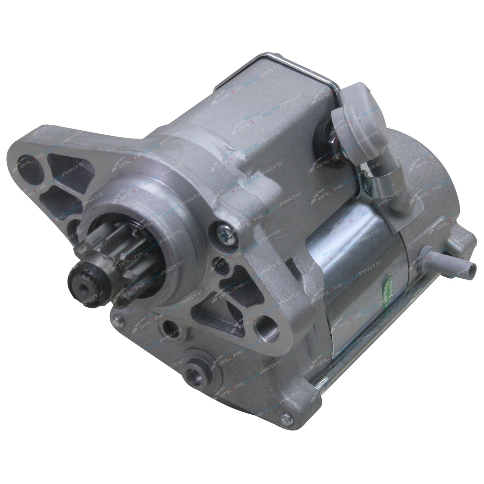 parts engine starter excavator product mitsubishi