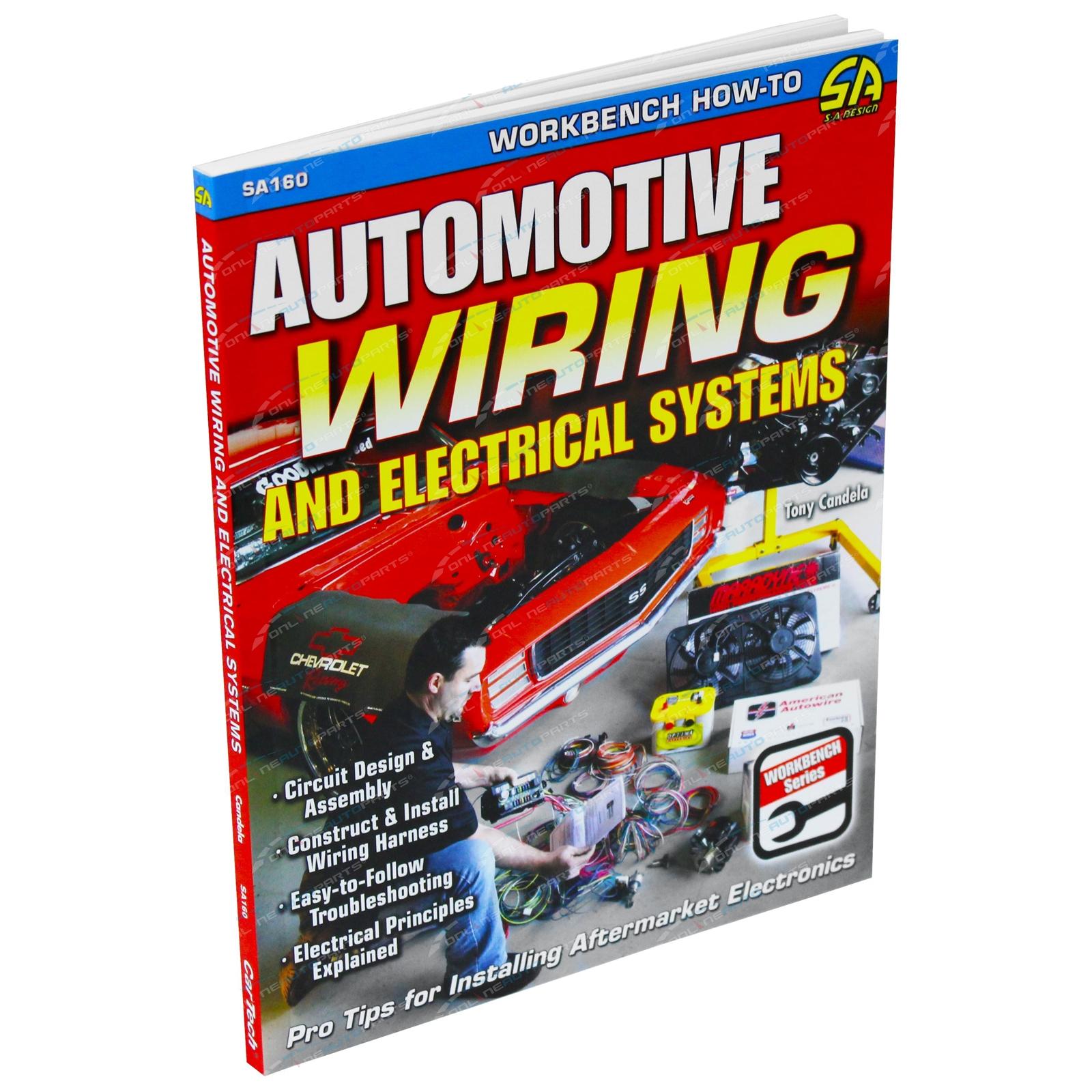 sa design cartech automotive wiring electrical systems workshop rh onlineautoparts com au Automotive Wiring Harness Suppliers Automotive Wire Harness Manufacturers USA