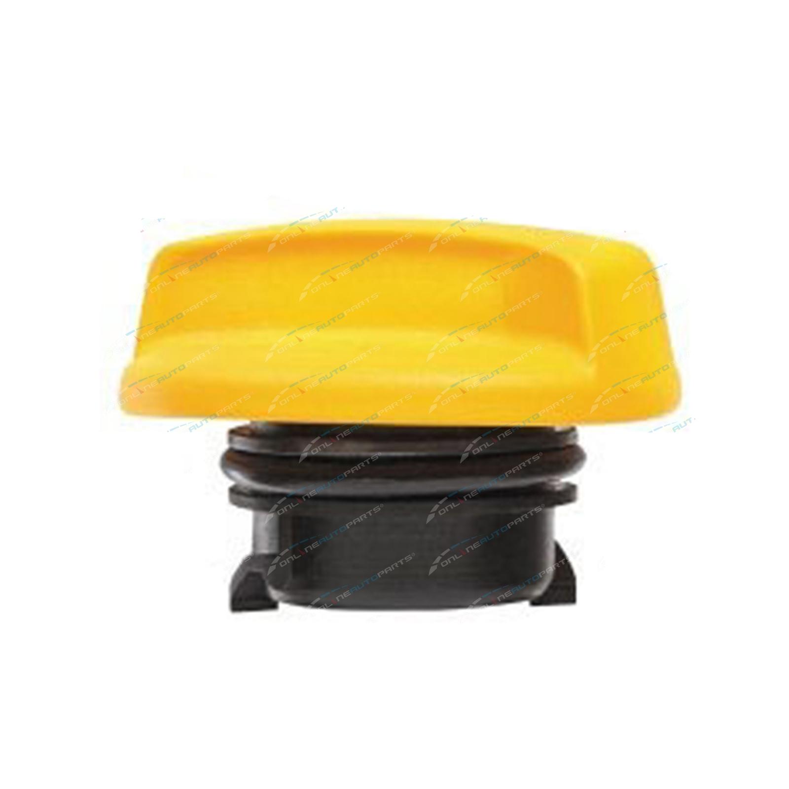 TOC547 - Engine Oil Cap Plastic push & turn - Tridon