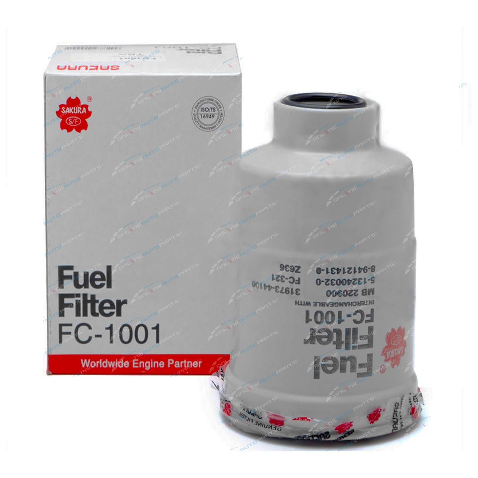 Diesel Fuel Filter Fuel Filter Sakura