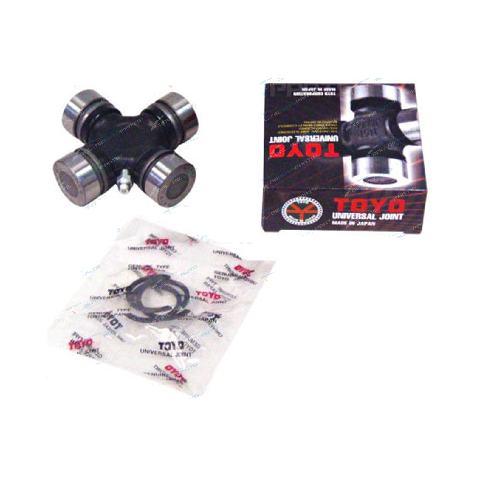 Universal Joint (Front or Middle or Rear) Toyo Japan