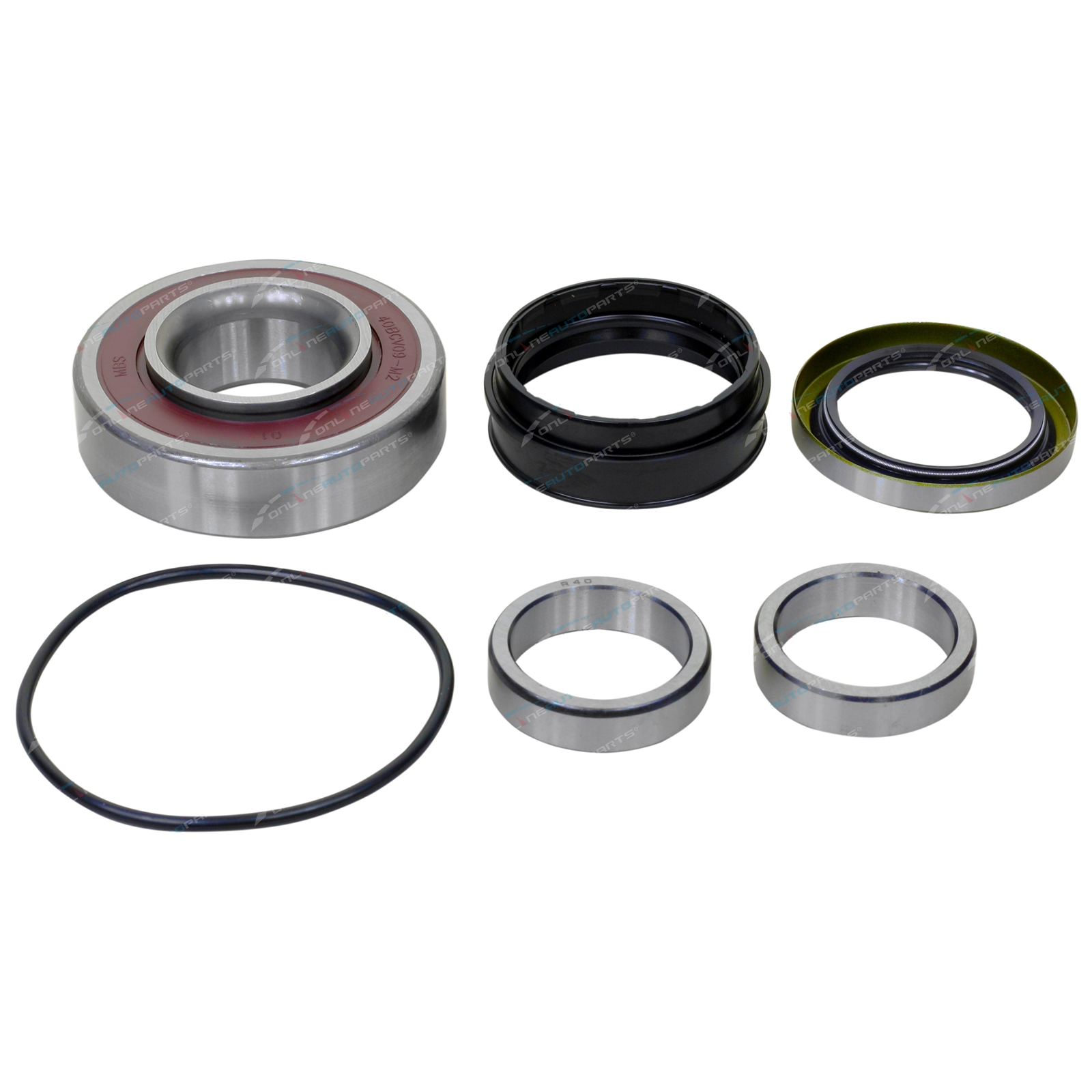 Wheel Bearing (Rear LH or Rear RH) OEM Replacement