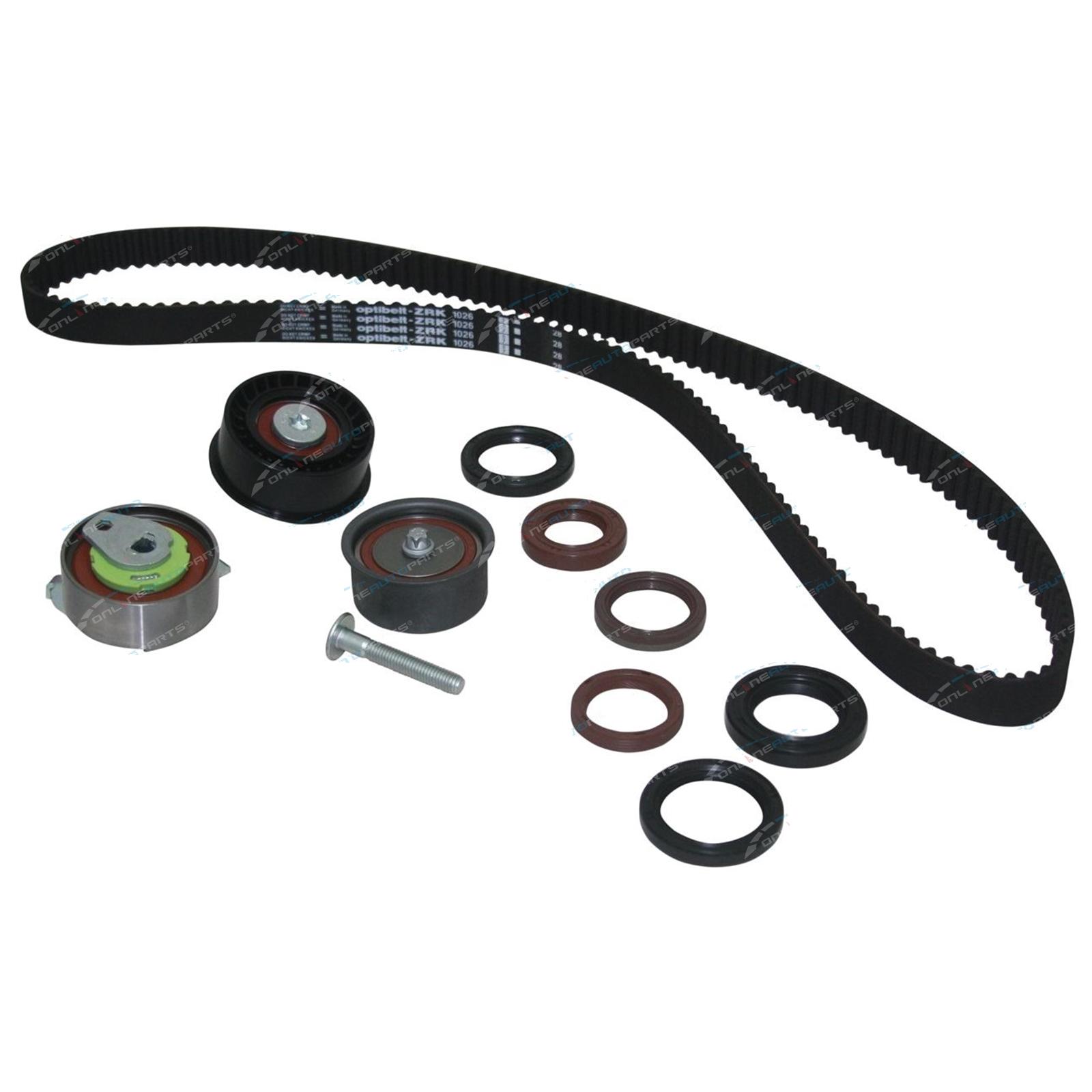 Timing Belt + Tensioner Kit Holden Viva JF 2005-2009 4cyl F18D3 1.8L 1796cc  DOHC