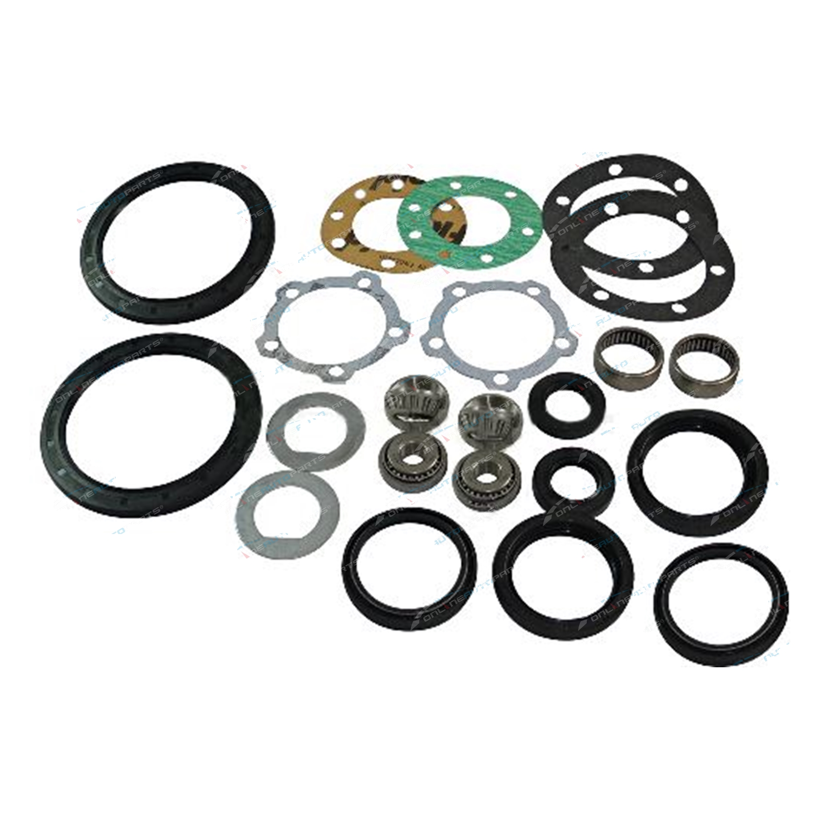 Range Rover 1992-1995 non ABS Swivel Hub Kit