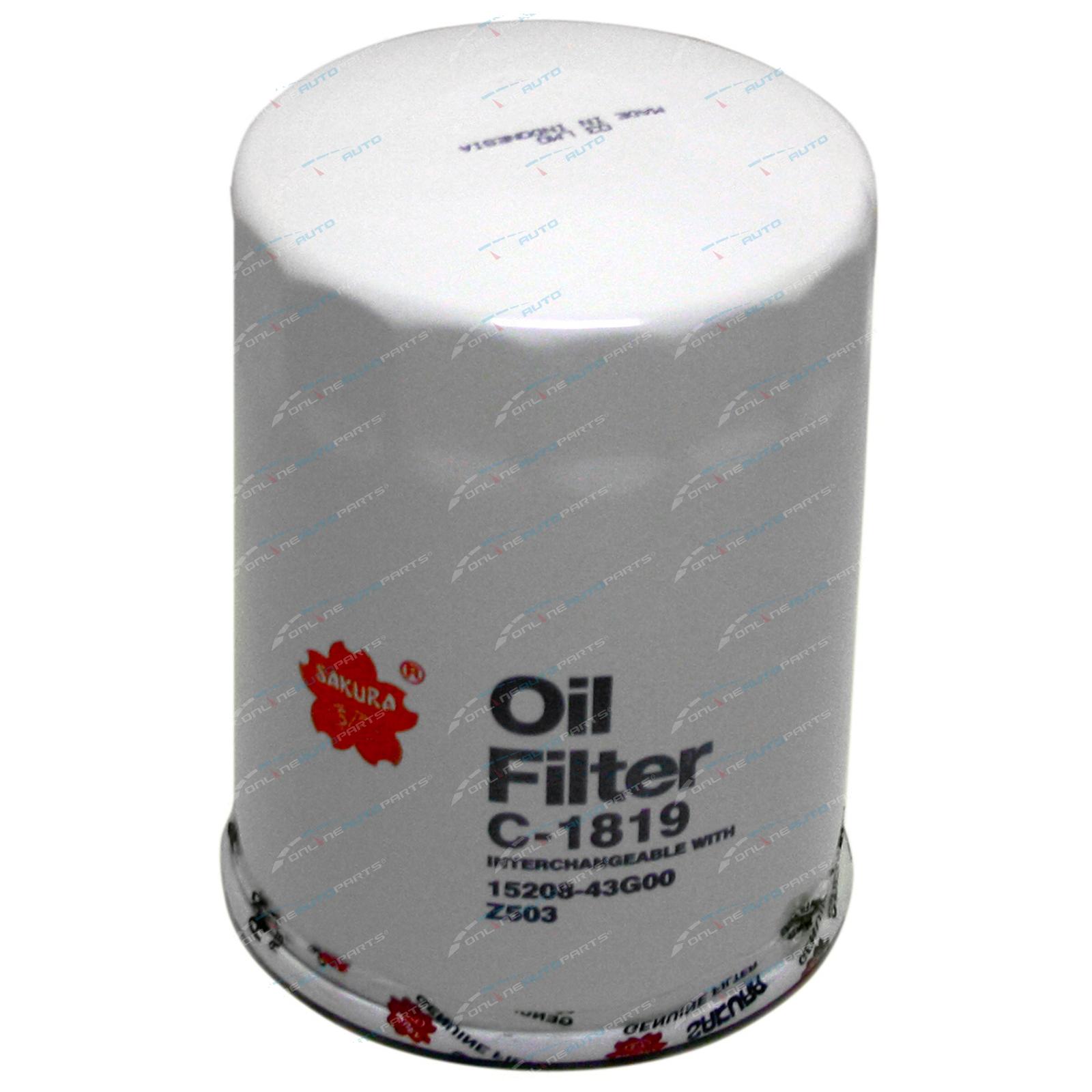 Oil Filter Sakura
