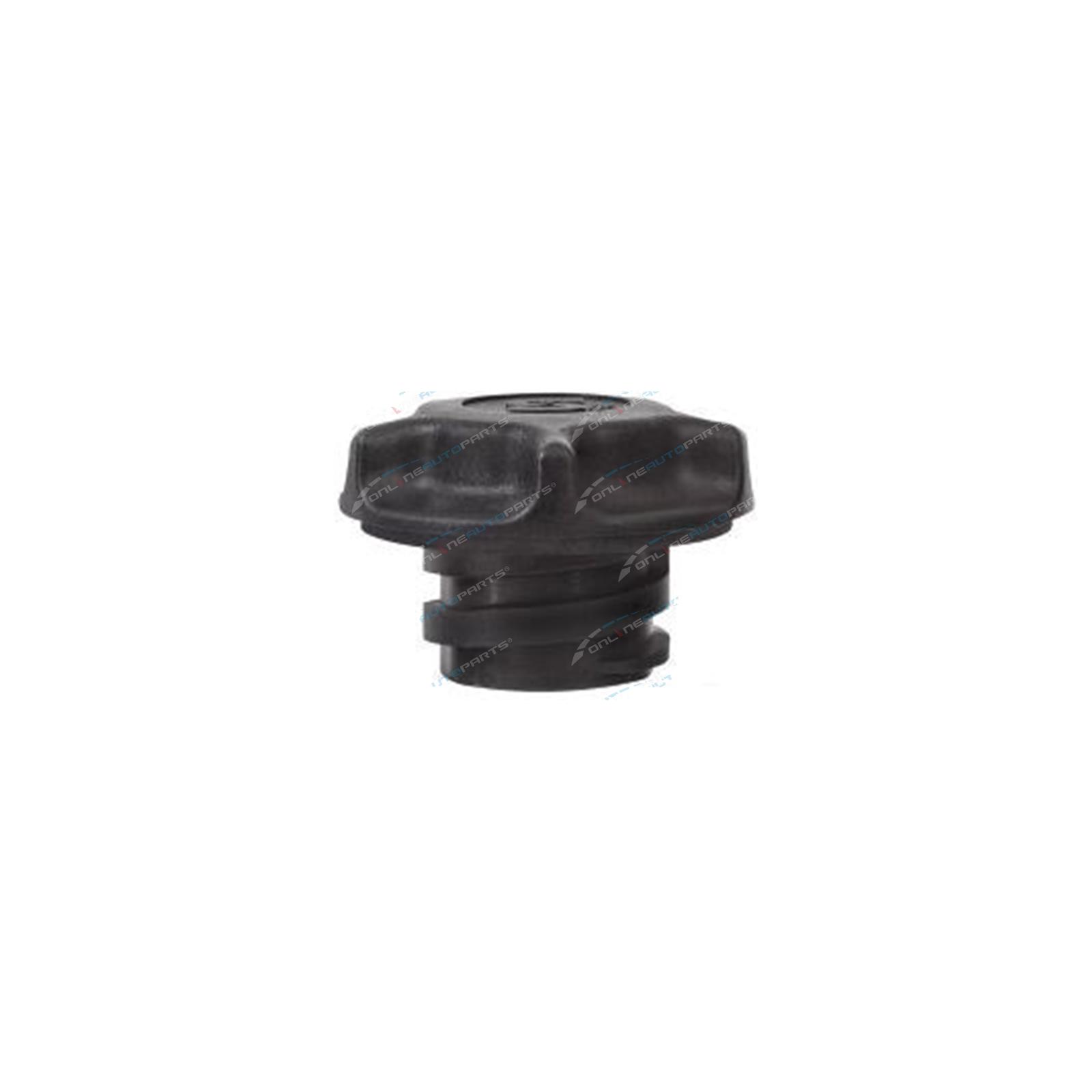 TOC536 - Engine Oil Cap Plastic push and screw - Tridon