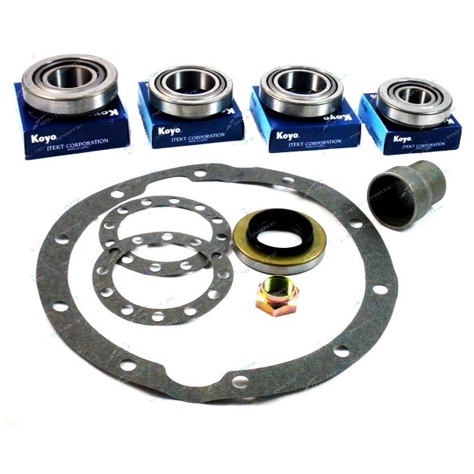 Diff Repair Kit (Front) OEM Replacement