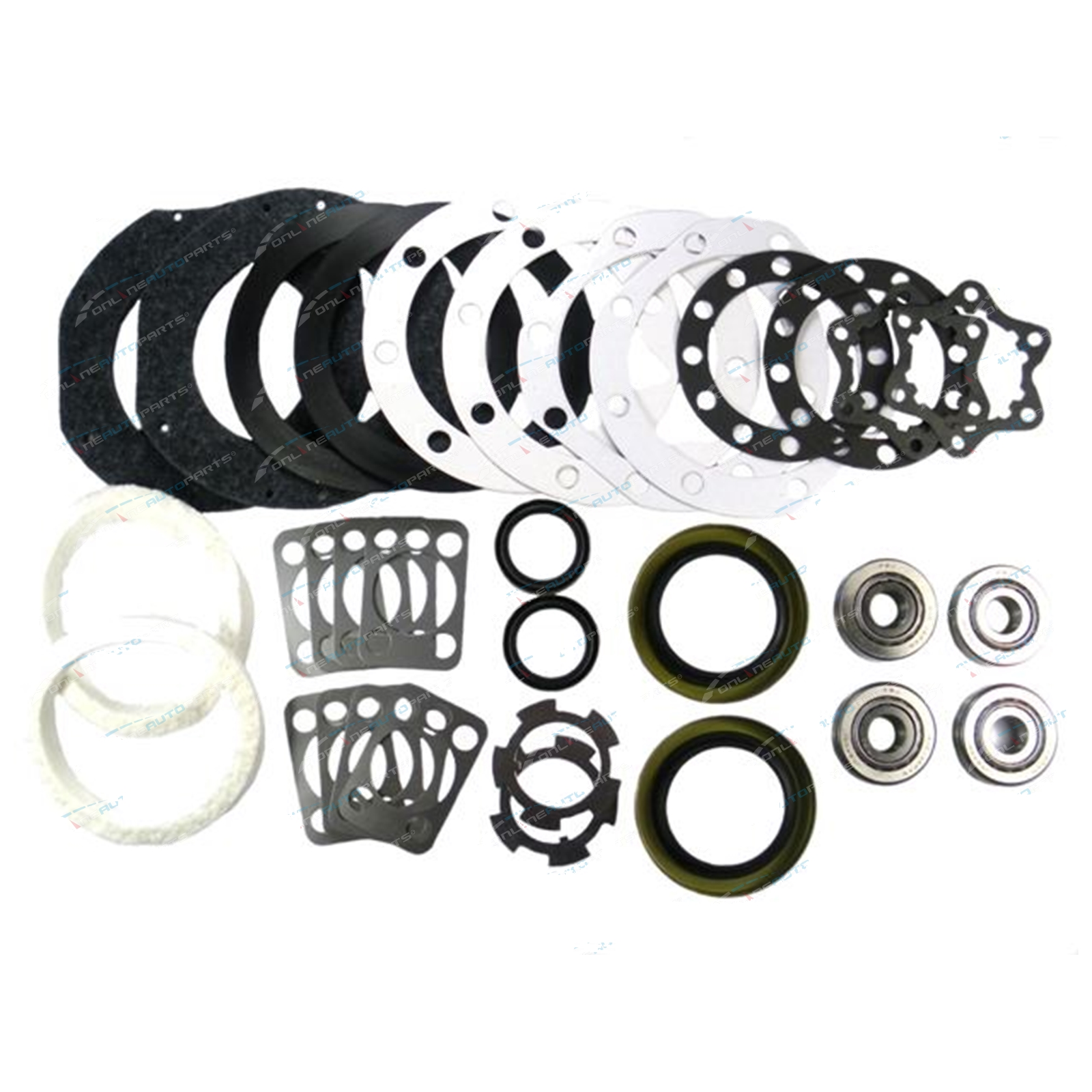 Swivel Hub Kit (Front LH and Front RH) OEM Replacement