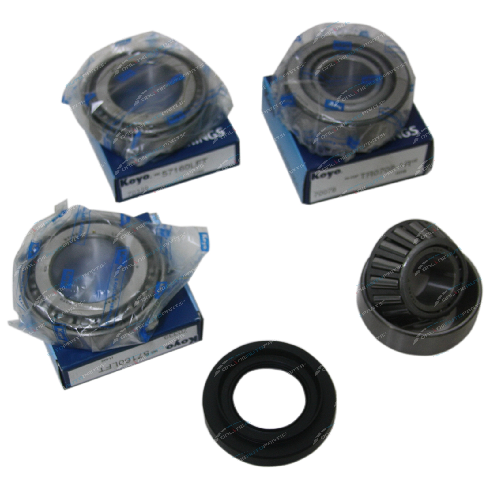 Diff Repair Kit (Rear) Koyo Bearings