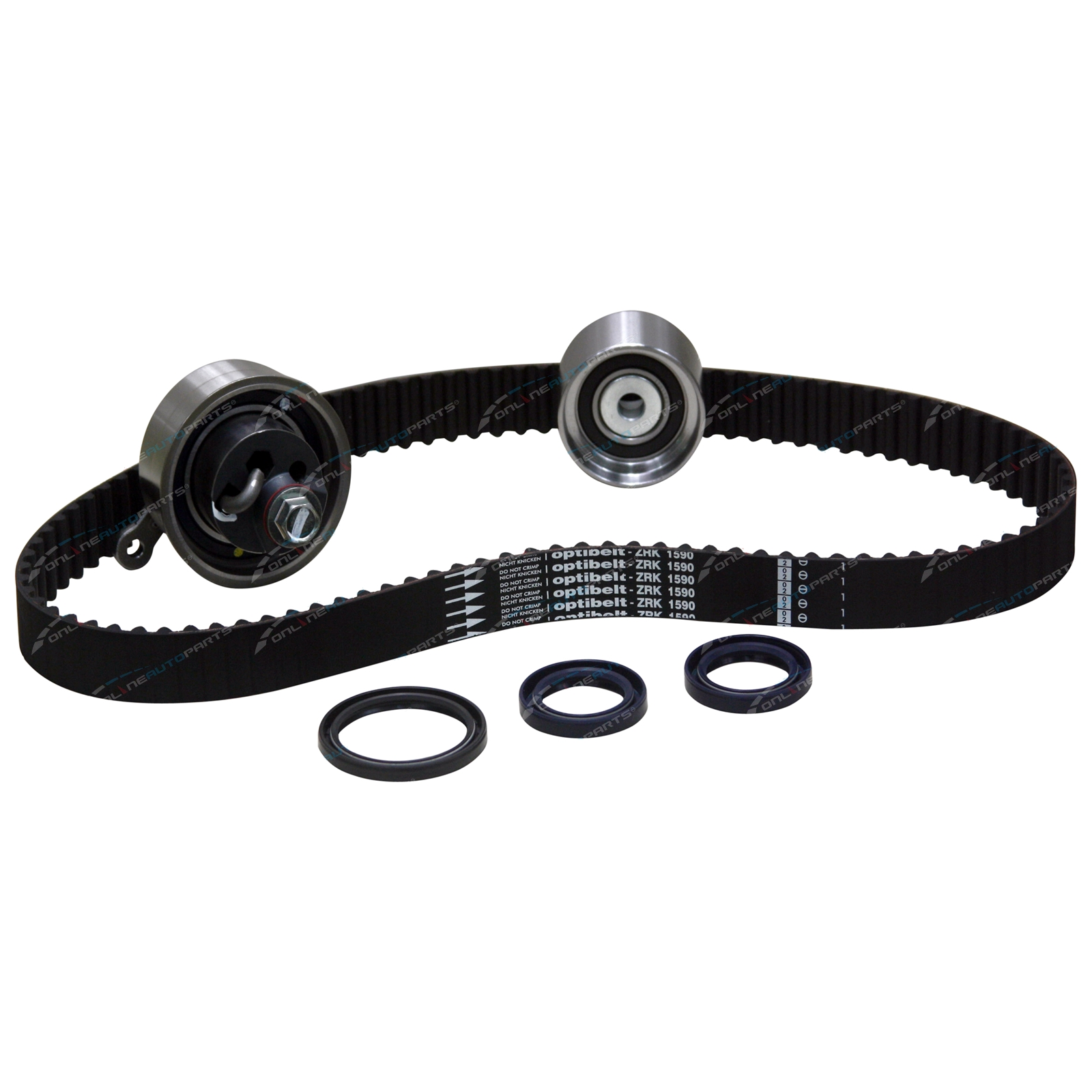 What are some durable replacement timing belts for Mazda?
