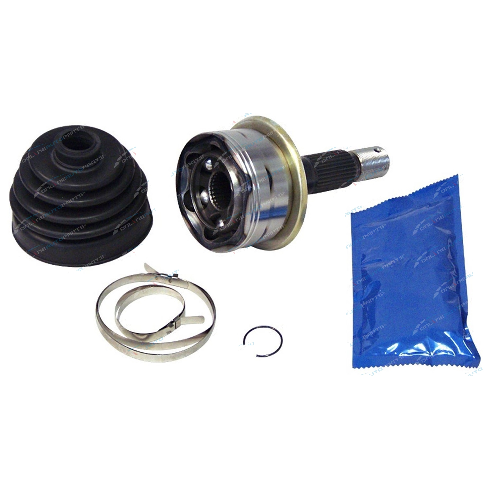 CV Joint (Front Outer Left or Front Outer Right) OEM Replacement