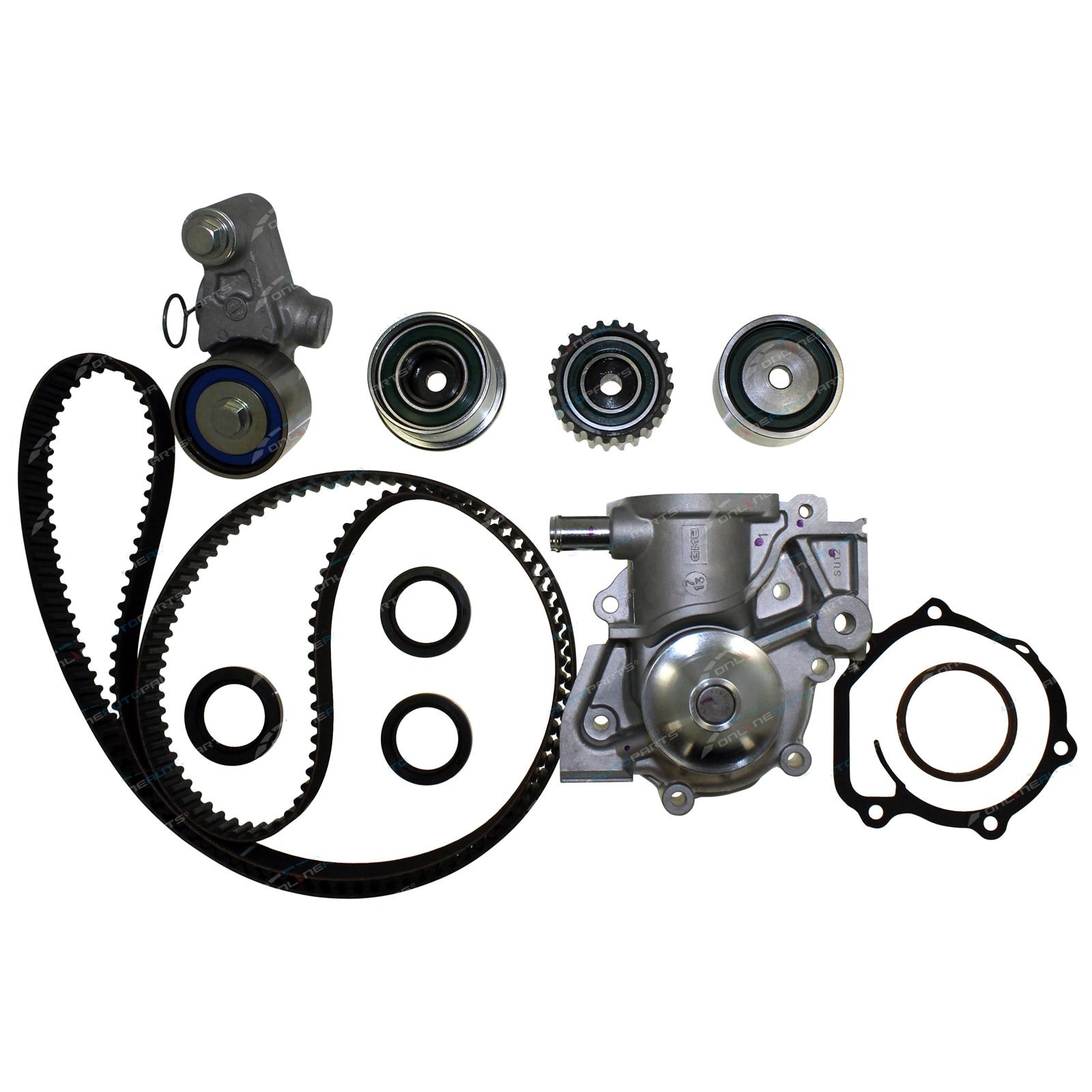 Timing Belt + Auto Tensioner + W/Pump Kit Timing Belt
