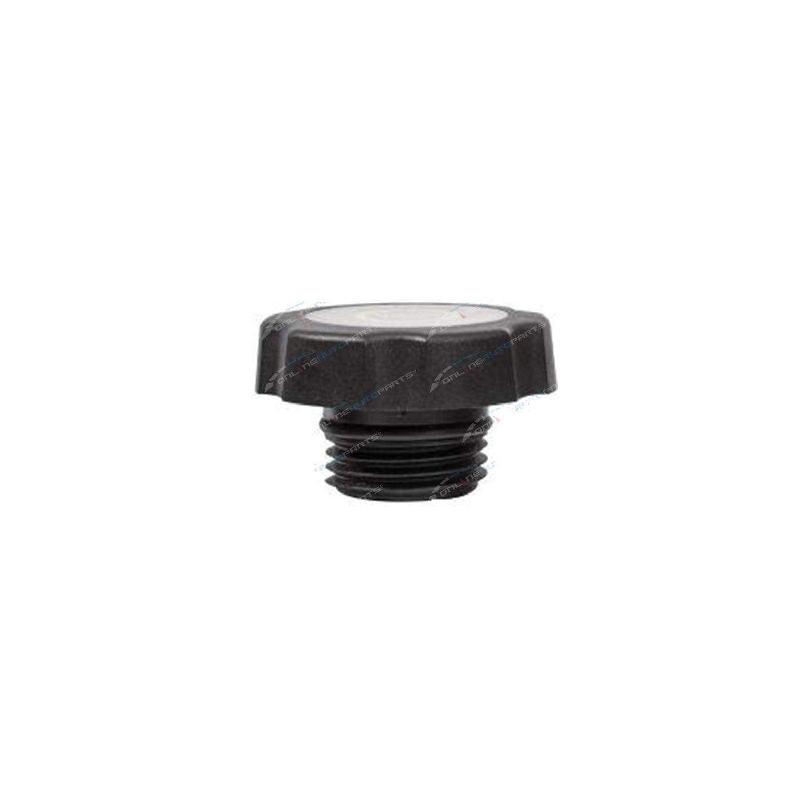 TOC523 - Engine Oil Cap Plastic screw (fine thread) - Tridon