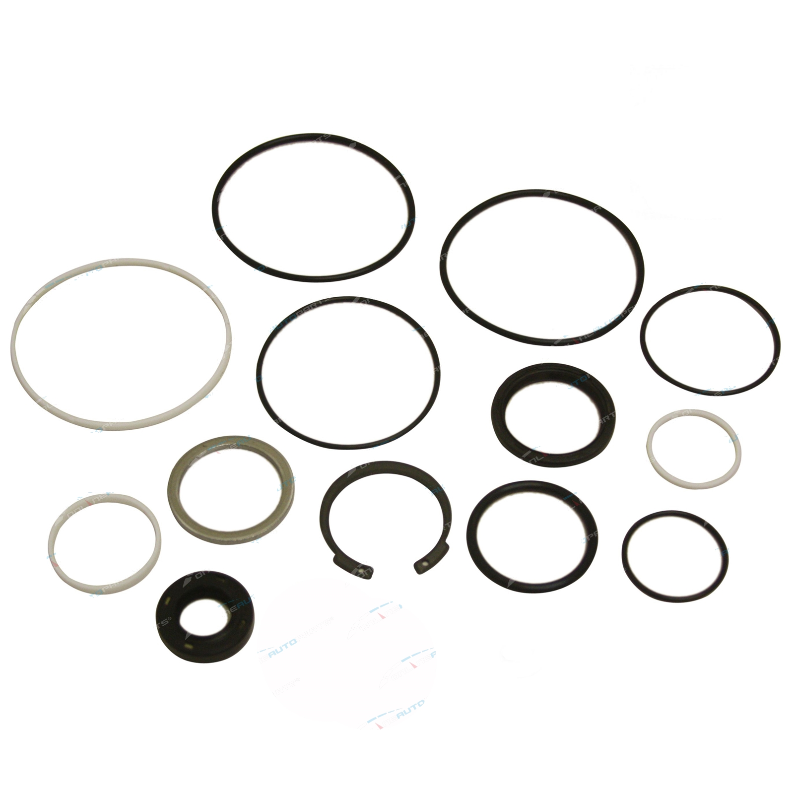 Power Steering Box Seal Kit Power Steering Repair Kit Japanese OEM Replacement