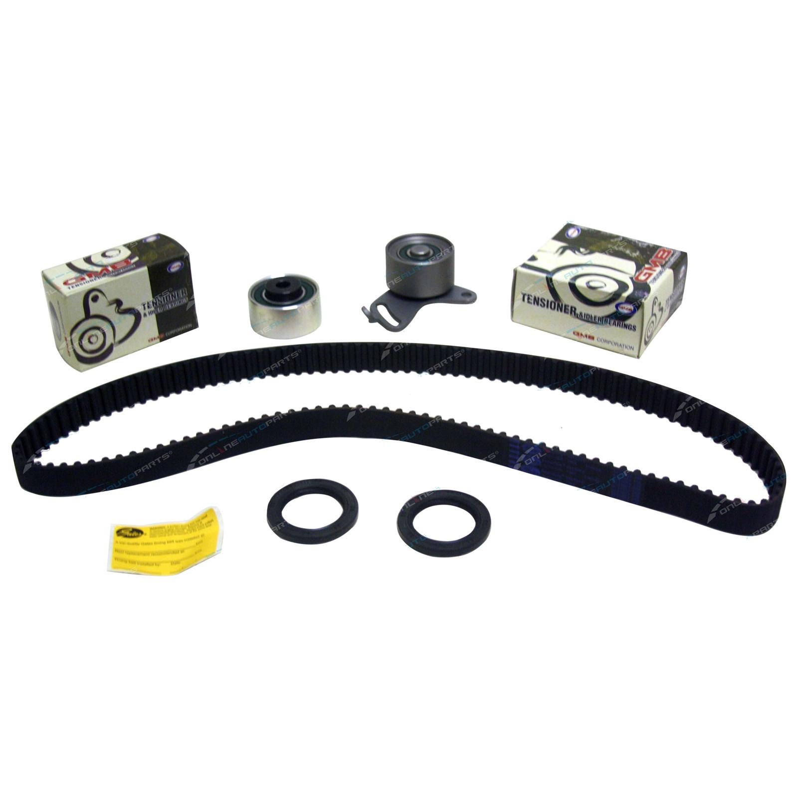 Timing Belt + Tensioner Kit Timing Belt+Tensioner Kit Gates