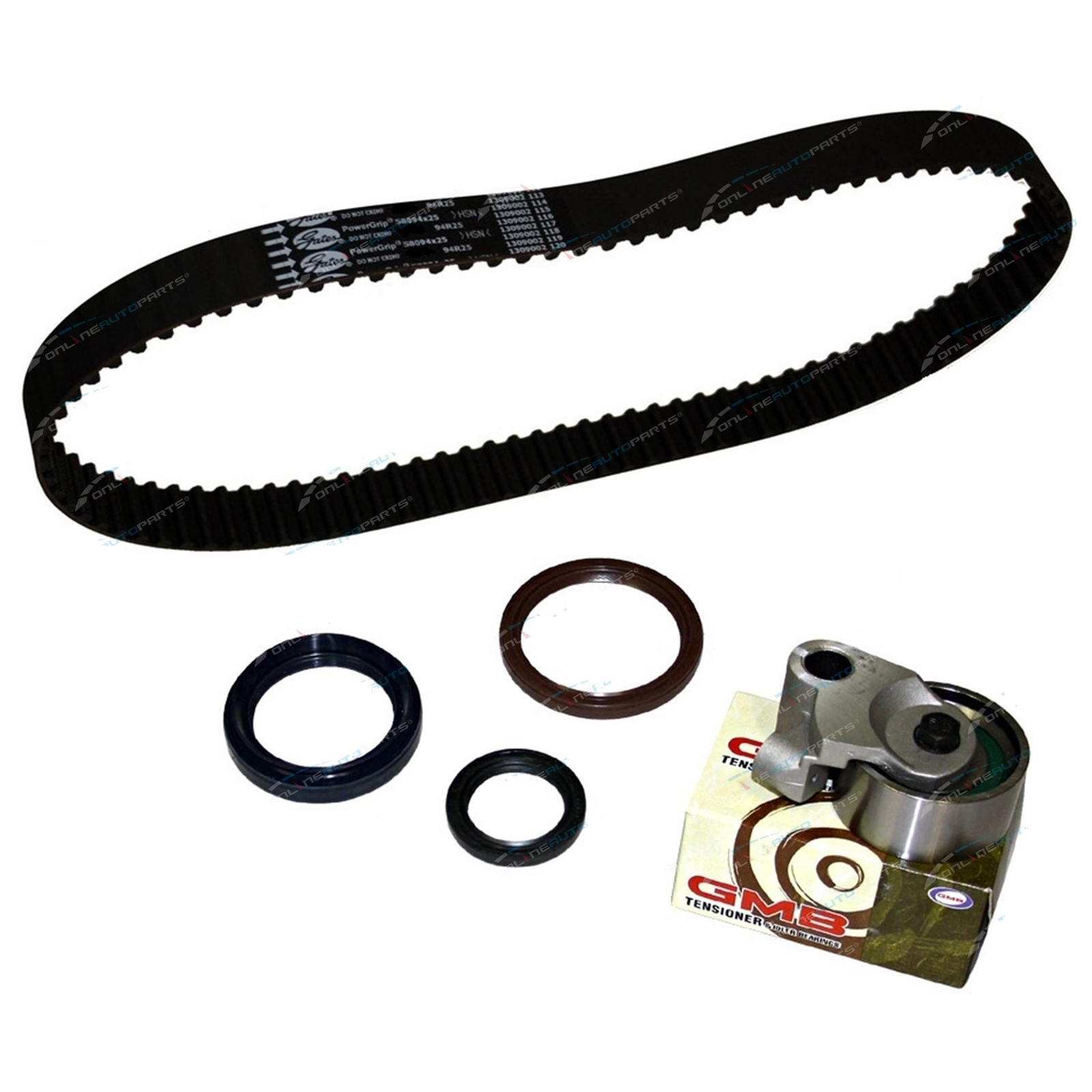 Vehicle Belts Timing Belts Gatesr Powergrip Timing Belt Tensioner