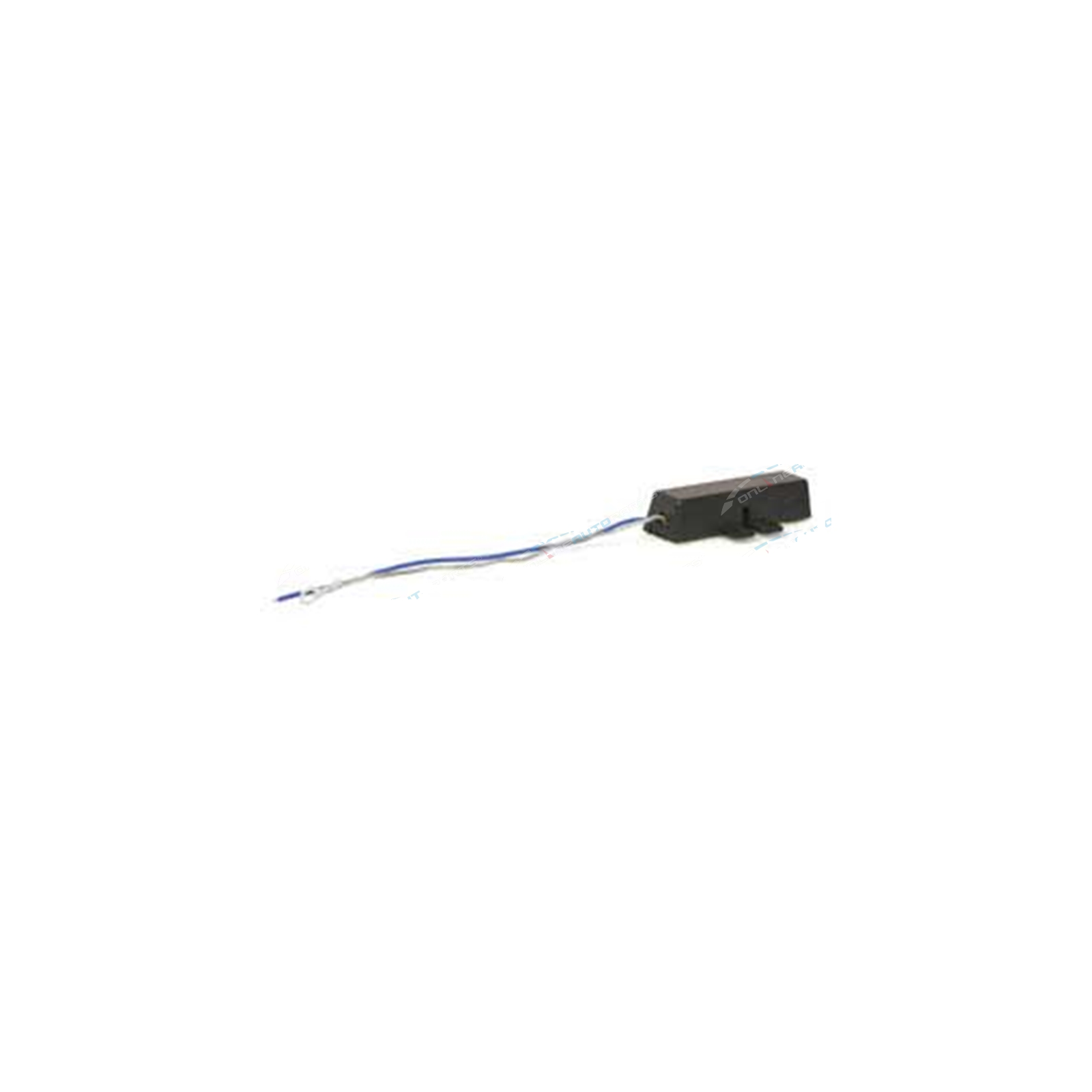 Stealth Hidden Amplified AM/FM Car Antenna 12v Aerial