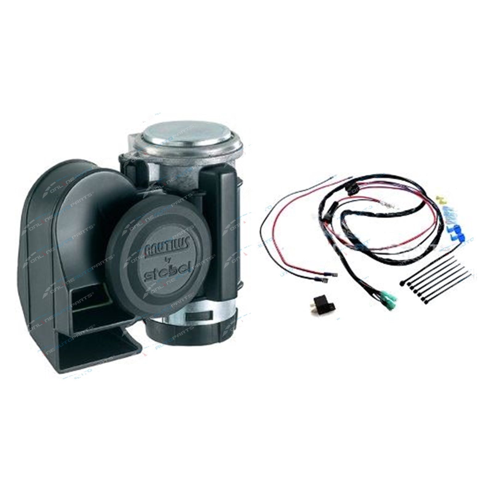 57 bel air horn wiring diagram stebel nautilus compact 12volt car air 4x4 horn black ...