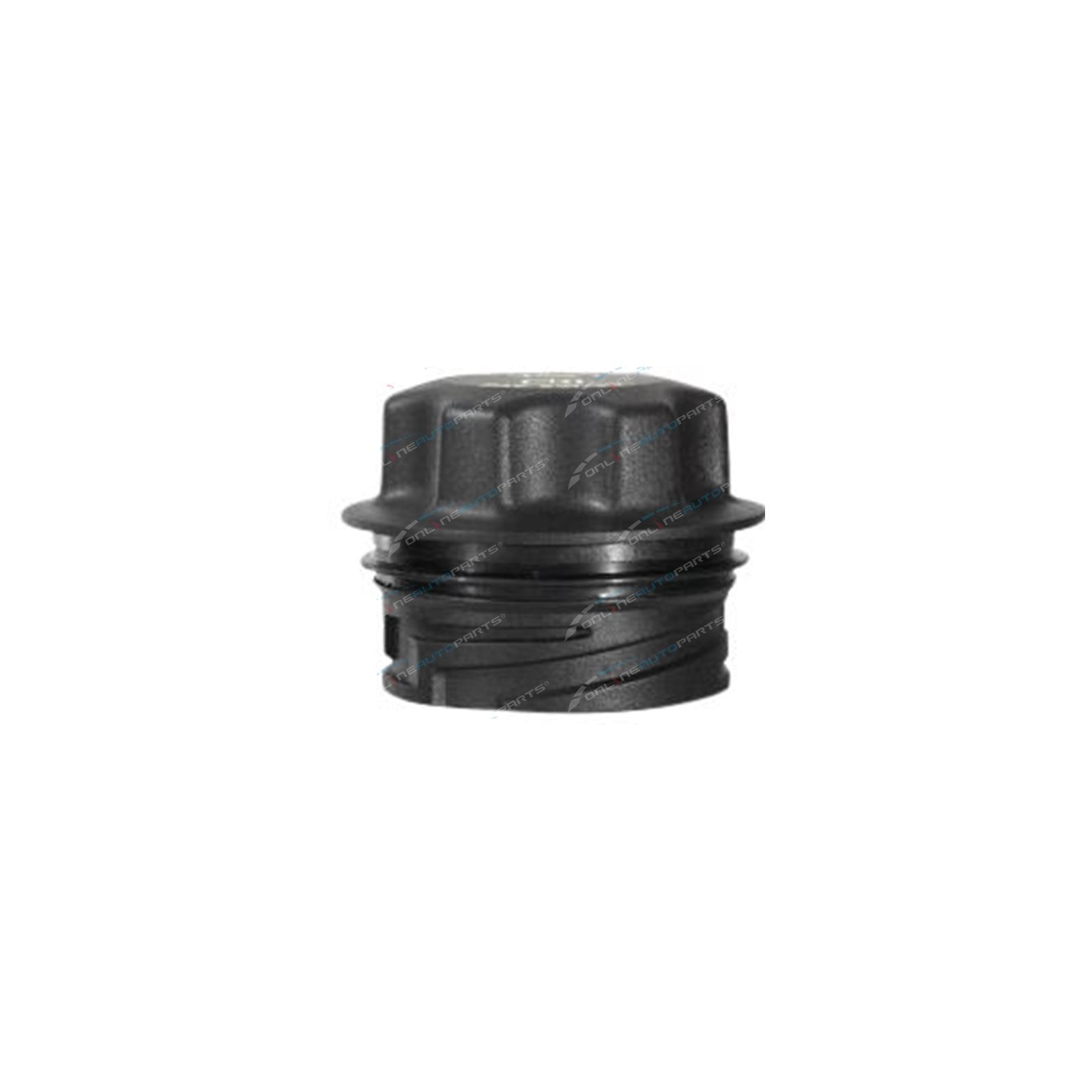 TOC531 - Engine Oil Cap Plastic push and turn - Tridon