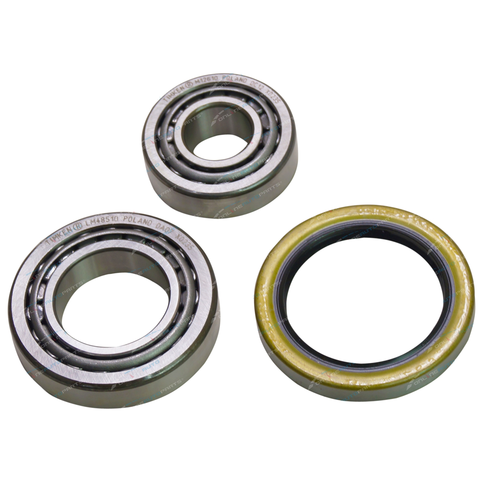 Wheel Bearing (Front LH or Front RH) OEM Replacement