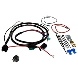 Basic Horn or Lamp Wiring Kit Air Electric Car Bike Truck incl NEW RELAY + FUSE