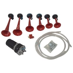 Stebel Musical Air Horn Kit - The Godfather Tune 12 volt Car Truck SUV Loud